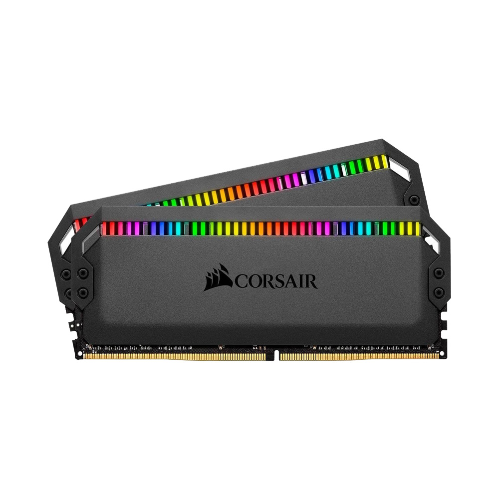 RAM Corsair DDR4 DOMINATOR PLATINUM RGB 32GB (2x16GB) Bus 3000MHz