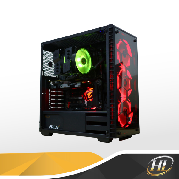 PC AMD Ryzen Threadripper 1920X  / Ram Gskill 16GB / VGA GTX 1060 6GB