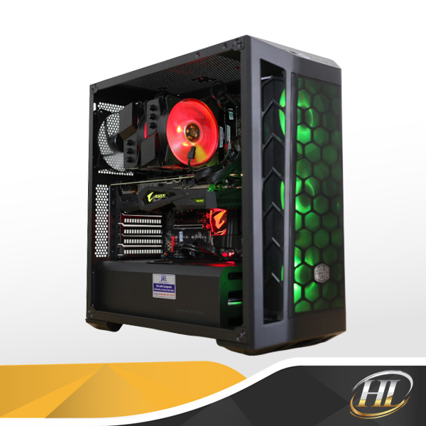 PC AMD RYZEN Threadripper 1950X / 64GB Ram / VGA RTX 2070 Extreme 8GB