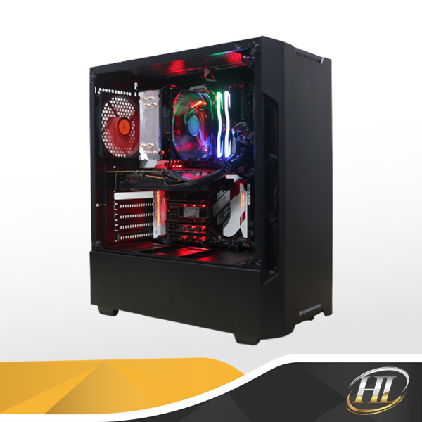 PC Xeon E5 2678 V3 - Ram 32GB - GTX 1660 6G Gaming OC