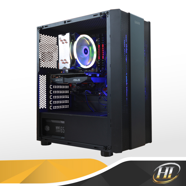PC Intel i5 9400 /16GB Ram /GTX 1050Ti