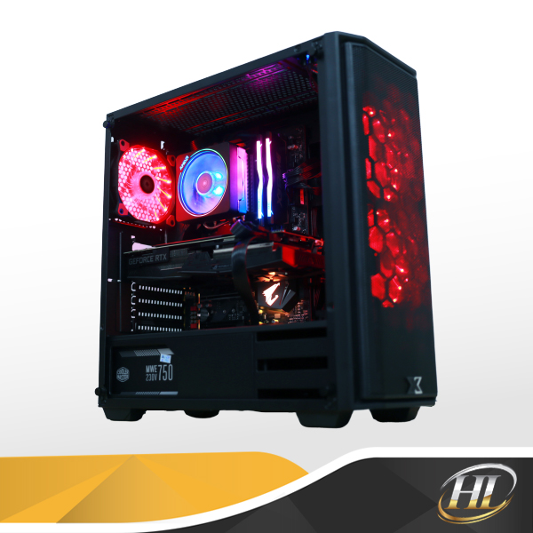 PC AMD Ryzen 9 3900X /Ram 32GB/RTX 2060 Super 8GB
