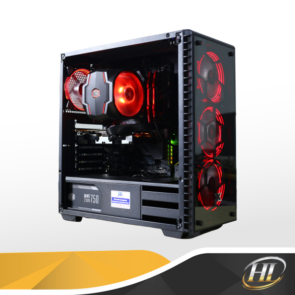 PC AMD Ryzen 9 3900X / Ram 32Gb / VGA GTX 1060 6GB
