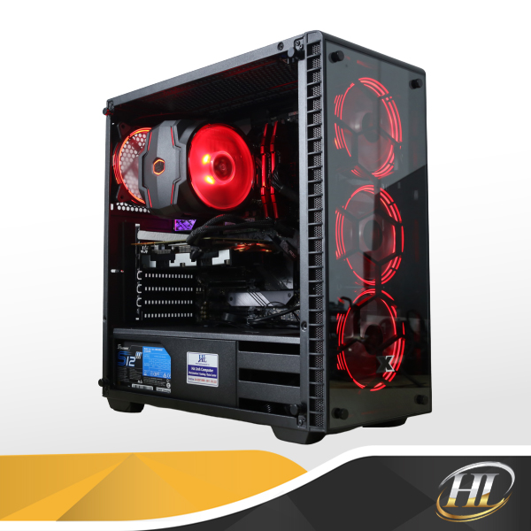 PC Intel i7 8700/32Gb Ram/ VGA RX590 8GB