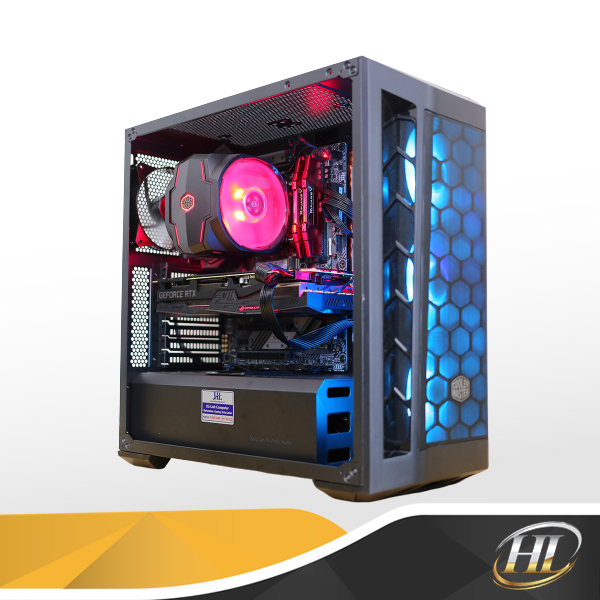 PC Intel i9 9900K /32Gb /RTX 2080Ti Turbo  11G