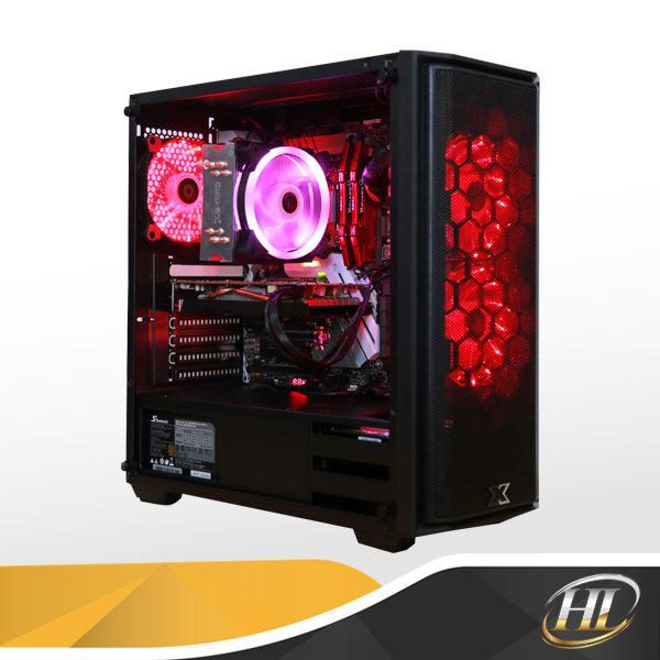 PC Intel i9 9920X /Ram 32GB/ GTX 1050 Ti 4GB