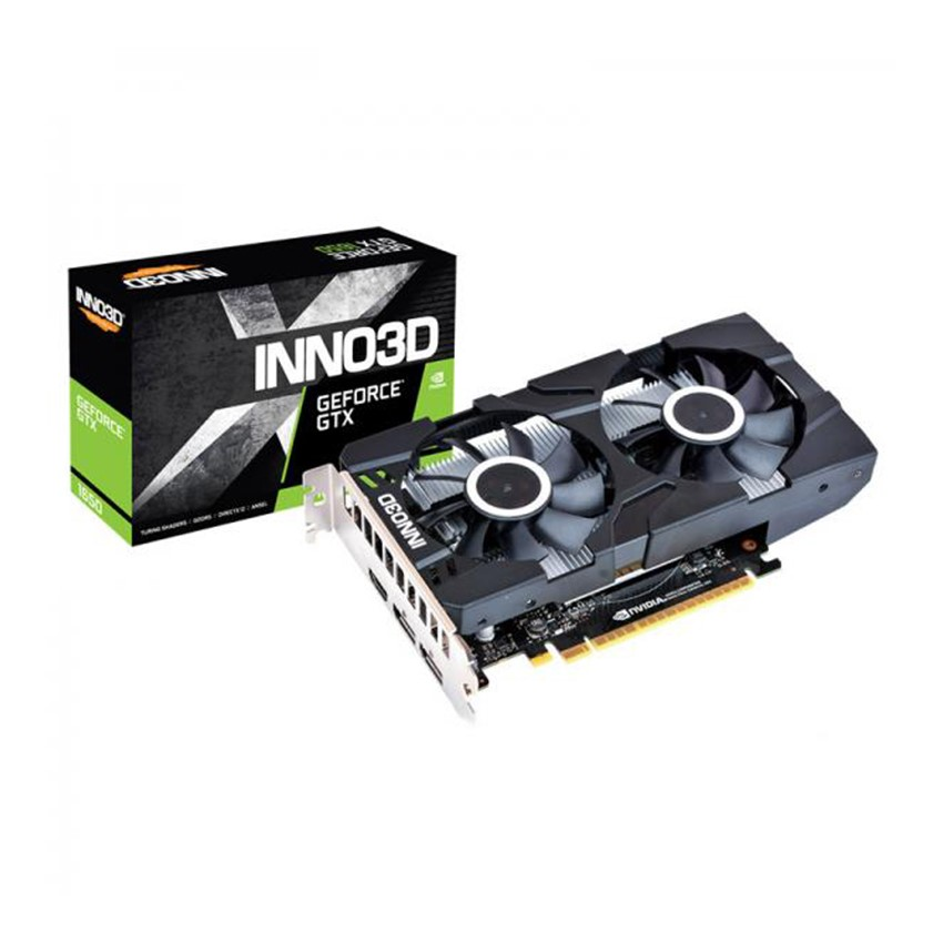 VGA INNO3D GEFORCE GTX 1650 X2 OC 4GB