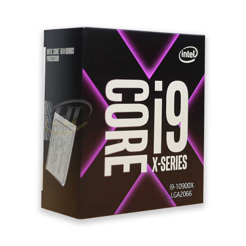 CPU Intel Core i9-10900X (3.5GHz turbo up to 4.5GHz, 10 nhân, 20 luồng, 19.25 MB Cache, 165W)