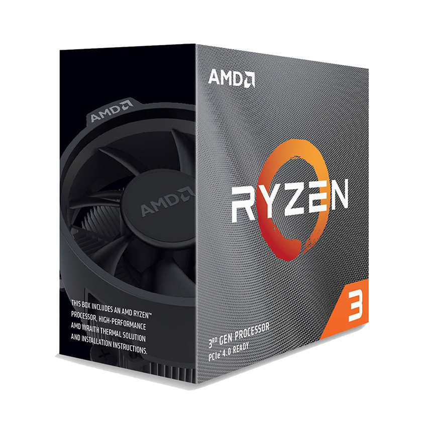 CPU AMD Ryzen 5 PRO 4650G (3.7 GHz turbo upto 4.2GHz / 11MB / 6 Cores, 12 Threads / 65W / Socket AM4)