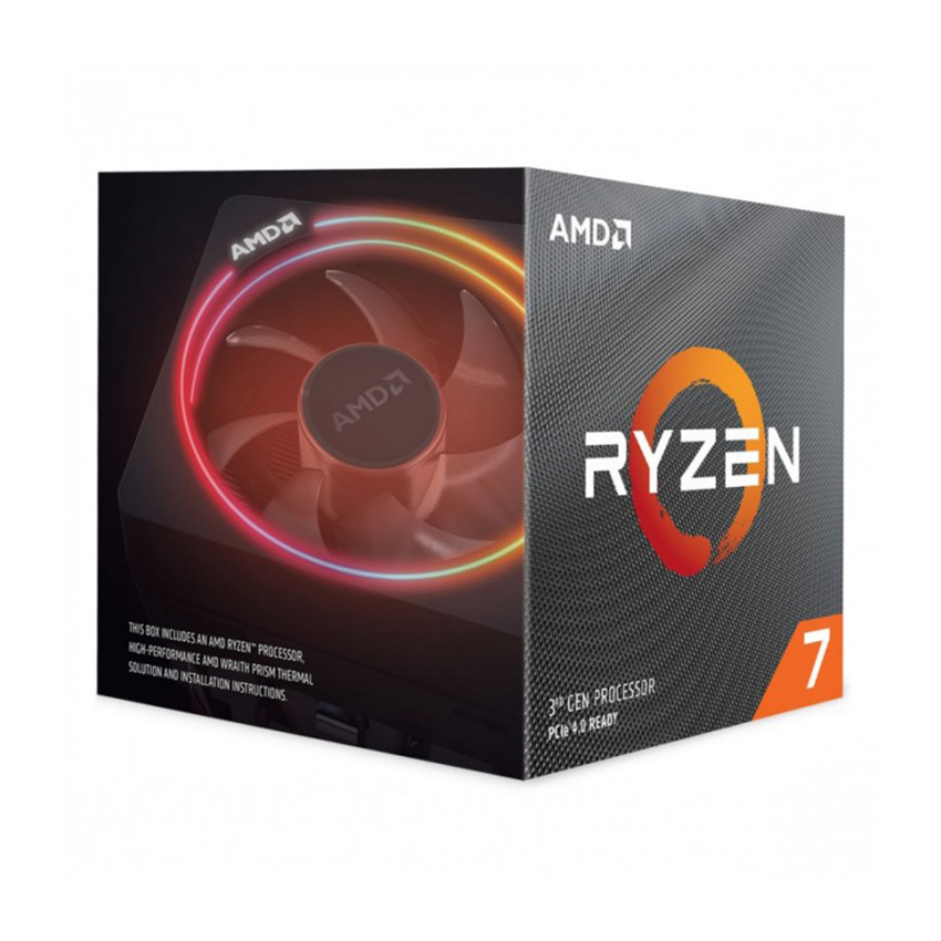 CPU AMD Ryzen 7 PRO 4750G (3.6 GHz turbo upto 4.4GHz / 12MB / 8 Cores, 16 Threads / 65W / Socket AM4)