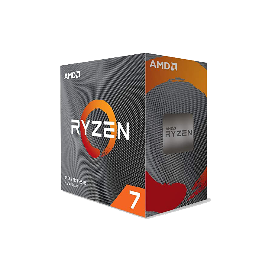CPU AMD Ryzen 7 3800XT (3.8GHz Boost 4.7GHz /8cores / 16 threads / 32MB Cache; 105W; Socket AM4)