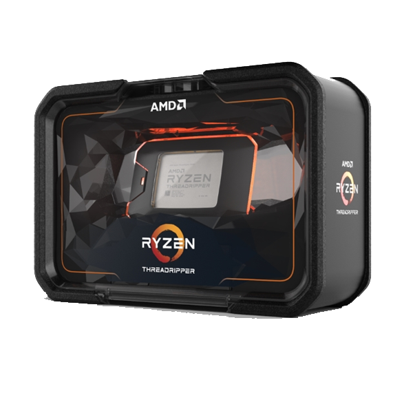 CPU AMD Ryzen Threadripper 2990WX / 3.0 GHz (3.4Ghz Boost All core/4.2GHz Max) / 80MB Cache / 32 cores / 64 threads / 250W / Socket TR4