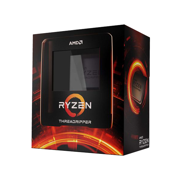 CPU AMD Threadripper 3990X ( 2.9GHz Up to 4.3GHz / 288MB /64Core /128Threads / Socket sTRX4)