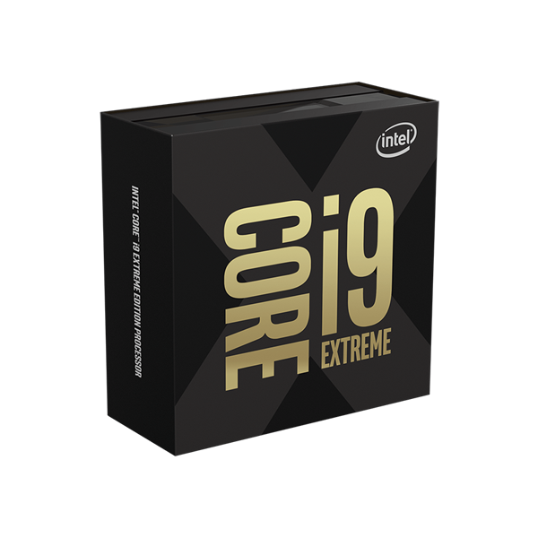 CPU Intel Core i9-10980XE Cascade Lake-X  (3.0 GHz Turbo 4.6GHz up to 4.8 GHz / 24.75 MB / 18 Cores, 36 Threads)
