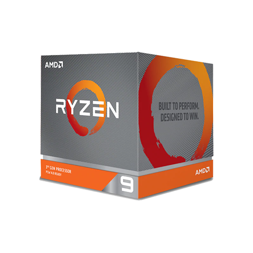 CPU AMD Ryzen 9 3950X (3.5 up to 4.7Ghz / 16 core 32 thread / 72MB /socket AM4)