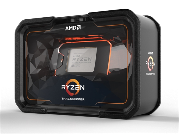 CPU AMD Ryzen Threadripper 2970WX / 3.0 GHz (Max Boost 4.2GHz) / 76MB Cache / 24 cores / 48 threads / 250W / Socket TR4