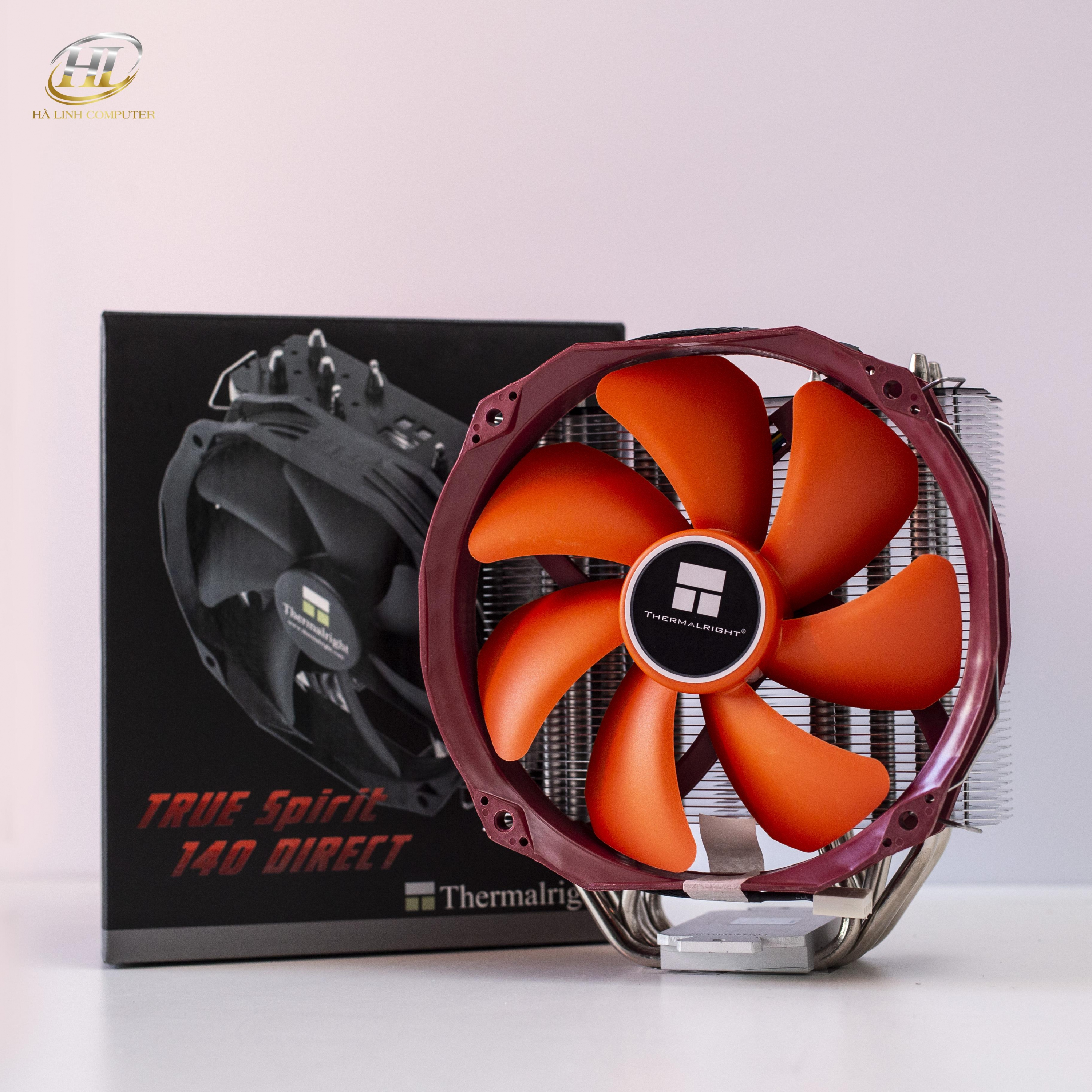 Tản nhiệt khí THERMALRIGHT TRUE SPIRIT 140 DIRECT