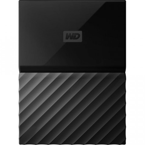 Ổ cứng di động WD My Passport 1TB Black Worldwide